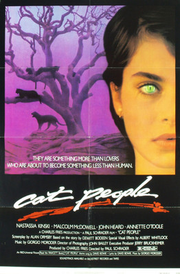 Cat People Movie Poster  Large 24inx36in