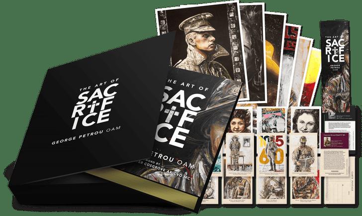 The Art of Sacrifice - Limited Edition Set