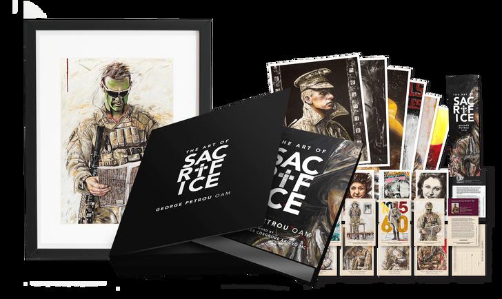 The Art of Sacrifice - Collectors Edition Set