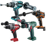 Cordless Hammer Drill/Drivers