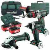 Metabo Cordless Kits
