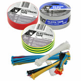 Cable Ties & Tape