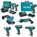 Makita 12 Volt Max Cordless Tools