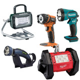 Cordless Torches & Floods
