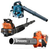 Blowers & Shredder Vacuums