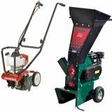 Cultivators & Chipper Shredders