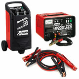 Battery Chargers & Booster Leads