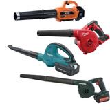 Cordless Blowers & Vacuums