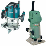 Routers & Laminate Trimmers