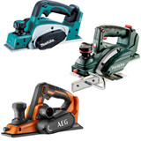 Cordless Planers & Joiners