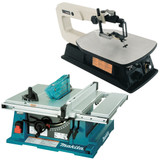 Table & Scroll Saws