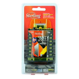 Sterling Heavy Duty 100 Replacement Blades With Safety Dispenser - 921-2D