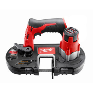 Milwaukee 12V Bandsaw 'Skin' - Tool Only - M12BS-0