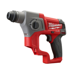 Milwaukee 12V FUEL Brushless SDS Plus 2-Mode Rotary Hammer 'Skin' - Tool Only - M12CH-0
