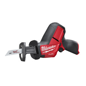 Milwaukee 12V FUEL Brushless Hackzall Reciprocating Saw 'Skin' - Tool Only - M12CHZ-0