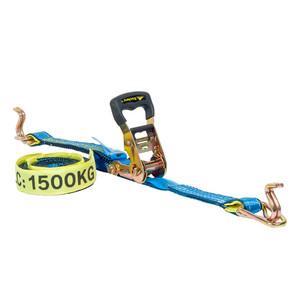Beaver 35mm x 6m Multi Purpose Ratchet Tie Down Strap Assembly - 349035RB