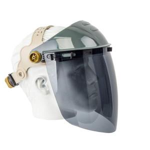 Frontier Safety 'Apollo' Smoke Lens Face Shield