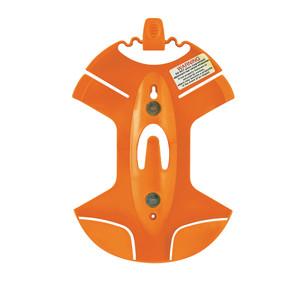 Sureguard Hard Hat Holder-Fluro Orange - HHH-FLOR