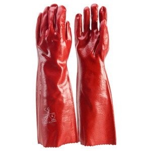 Frontier Safety P245 Long PVC Chemical Gloves - Large