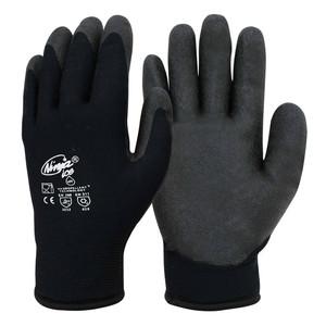 Ninja Synthetic P4004 ICE Working Gloves - XLarge - NIICEFRZRBK00XL