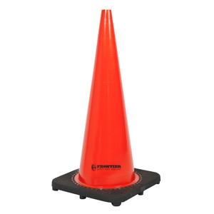 Frontier Safety 700mm Non Reflective Traffic Cone - FRCONENOTFL0700