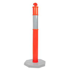 Frontier Safety Portable Bollard Stem ONLY - FRBLRDSTMFO1200