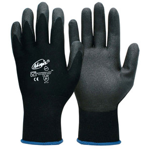 Ninja Synthetic P4001 HPT Working Gloves - XXLarge - NIGRPXHPTBK02XL
