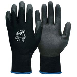 Ninja Synthetic P4001 HPT Working Gloves - Medium - NIGRPXHPTBK000M