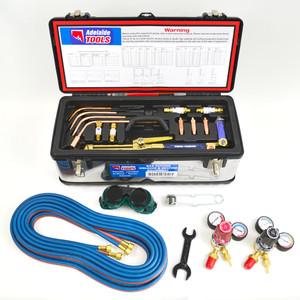 Torchmaster Professional Oxy/Acetylene Kit Inc. 4 Flash Back Arrestor - 800037GW