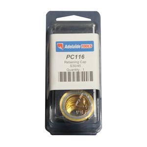 Torchmaster Plasma Nozzle Retaining Cap to Suit Trafimet S30/45 - PC116