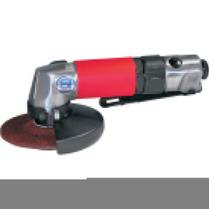 """Shinano 4""""/100mm Pneumatic Light Weight Angle Grinder - SI-2501L"""