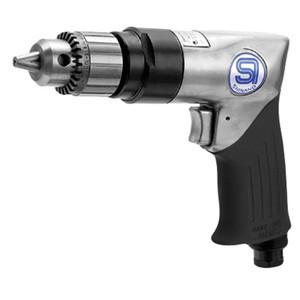 Shinano Pneumatic High Speed Drill - 10mm Capacity - SI-5100A
