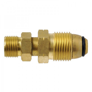 """Tradeflame POL to 3/8"""" Adaptor To Suit 9Kg Bottles - POL21"""