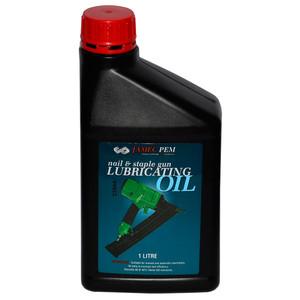 Jamec Pem Nail/Staple Gun Oil 1Lt - 06-2241