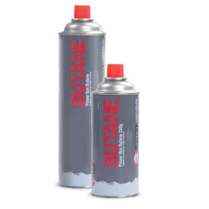 Tradeflame Butane Screw On Cartridge 220g - 2203