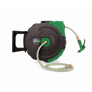 Jamec Pem Pro Series 20m Retractable Water Hose Reel - 58-1045