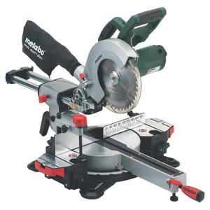 Metabo 1,800W 254mm Sliding Compound Mitre Saw - KGS 254M