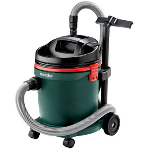 Metabo 1200W 32L Lightweight All Purpose Vacuum Cleaner/Dust Extractor - ASA 32 L