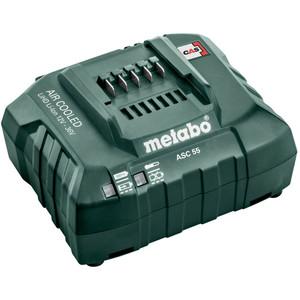Metabo ASC 55 12V - 36V Air-Cooled Battery Charger (627047)