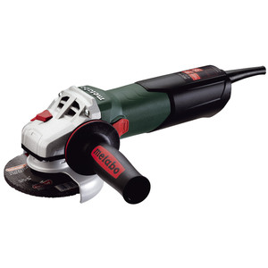 """Metabo 900W 115mm(4.5"""") Quick Angle Grinder - W 9-115 Q"""