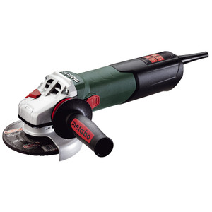 """Metabo 1550W 125mm(5"""") Quick Angle Grinder - WEV 15-125 Q"""