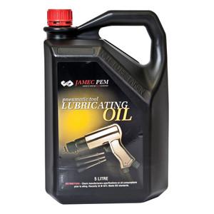 Jamec Pem Pneumatic Air Tool Oil 5Lt - 06-2246
