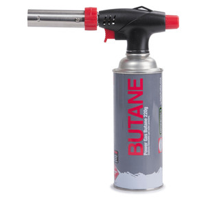 Tradeflame Pro Heat Butane Blow Torch Kit With Auto Ignition - 211312
