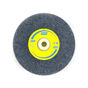 "Norton Abrasives 200mm x 25mm (8"") General Purpose Bench Grinding Wheel - Aluminium Oxide - Coarse"