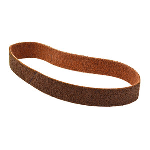 Norton Abrasives 50mm x 914mm Surface Conditioning Linishing Belt - Brown Coarse