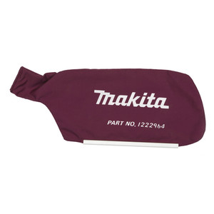 Makita Replacement Dust Collection Bag - Suit 9924DB/9900B Belt Sander
