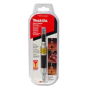 Makita 'Quad-Driver' Drill/Countersink & Driver Bit No. 10 - 10 Gauge Screws