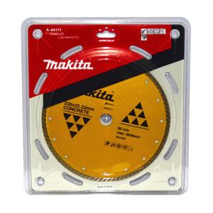 Makita 230mm Turbo Rim Concrete & Marble Diamond Blade - 22mm Bore