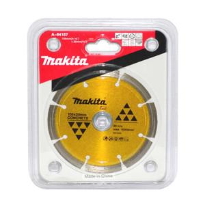 Makita 105mm Segmented Concrete & Marble Diamond Blade - 20mm Bore