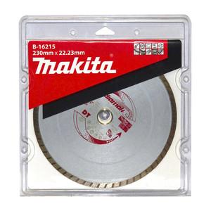 Makita 230mm Diamak Turbo Concrete & Marble Diamond Blade - 22mm Bore